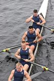 US Naval Academy Rowing Stock Image