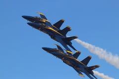 US Navy Błękitni aniołowie 33 zdjęcie royalty free
