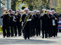 Us Navy band Stock Photo
