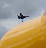 US Navy Blue Angel Royalty Free Stock Image