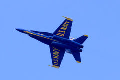 US Navy Blue Angels Airshow stock image