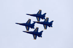 US Navy Blue Angels Stock Images