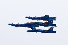 US Navy Blue Angels Royalty Free Stock Photography