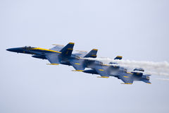 US Navy Blue Angels Stock Photography