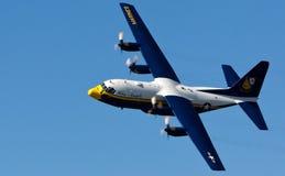 US Navy Lockheed-Martin C-130T Hercules Stock Photos