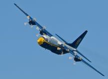 US Navy Lockheed-Martin C-130T Hercules Stock Image