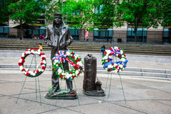 US Navy Memorial, USA Stock Photos