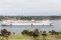 US Navy Mercy Stock Image
