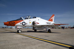 US Navy plane Stock Images