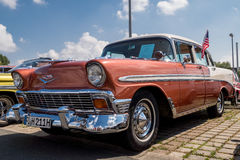 US Old timer Royalty Free Stock Images
