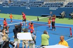 US Open 2014 images libres de droits
