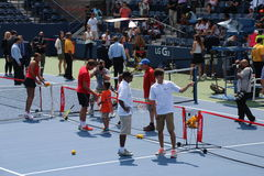 US Open 2014 Stockfoto