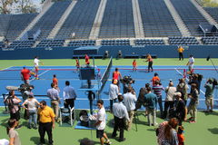US Open 2014 Royaltyfri Foto