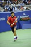 US Open 2015 (134) de Djokovic Novak Photo stock
