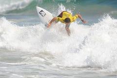 US Open de fourgons Huntington Beach CA LES Etats-Unis en juillet 2016 surfant Photos libres de droits