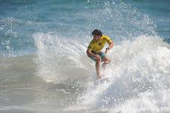 US Open de fourgons Huntington Beach CA LES Etats-Unis en juillet 2016 surfant Photographie stock