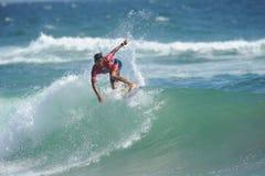 US Open de fourgons Huntington Beach CA LES Etats-Unis en juillet 2016 surfant Photographie stock libre de droits
