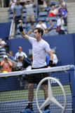 US Open de Murray Andy (GBR) (26) Images libres de droits