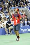 US Open 2015 (116) di Fognini Fabio Fotografia Stock Libera da Diritti