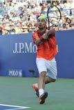 US Open 2015 (93) di Fognini Fabio Fotografia Stock Libera da Diritti