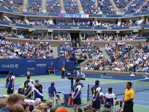 US Open, Flushing Meadow Stock Image