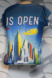 US Open-Sammlung während US Open 2014 bei Billie Jean King National Tennis Center Stockfotografie