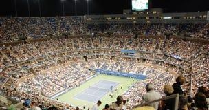 US open stadium Stock Photography
