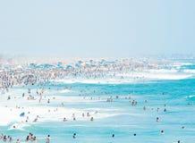 US Open surfing w Huntington plaży zdjęcie royalty free