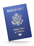 US passport Stock Image