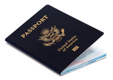 Us passport Stock Photography