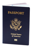 Us passport Royalty Free Stock Photos