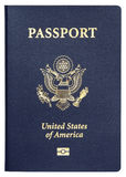 Us passport Royalty Free Stock Photo