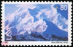 US Postage stamp royalty free stock image