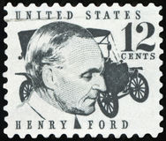 US Postage stamp Stock Images