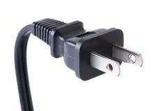 US power plug Royalty Free Stock Photo