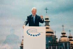 US President Bill Clinton Royalty Free Stock Image
