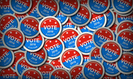 US presidential election Stock Photo