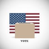 Us presidential elections Stock Photography