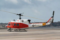 US Rescue Helicopter Stock Image