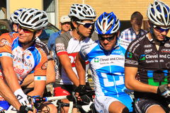 US sanctioned Criterium race Royalty Free Stock Photography