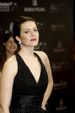 US-Schauspielerin Mandy Moore in DIFF Lizenzfreies Stockbild