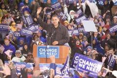 US Senator Barack Obama Royalty Free Stock Images