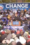 Us-Senator Barack Obama Fotografering för Bildbyråer