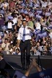 Us-Senator Barack Obama Royaltyfri Foto