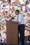 US Senator Barack Obama Royalty Free Stock Photo