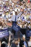 US Senator Barack Obama Royalty Free Stock Photography