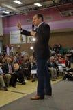 US Senator Ted Cruz Campaigns in Las Vegas before Republican Nevada Caucus Stock Photos