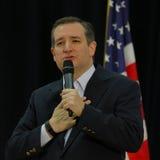 US Senator Ted Cruz Campaigns in Las Vegas before Republican Nevada Caucus Stock Images