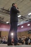 US Senator Ted Cruz Campaigns in Las Vegas before Republican Nevada Caucus Royalty Free Stock Image