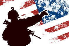 Free US Soldier Royalty Free Stock Photos - 69931648